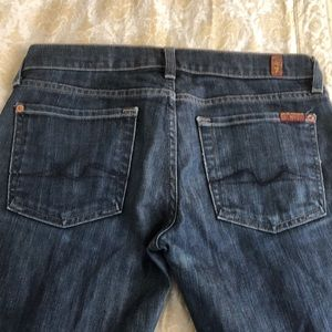 7 for all mankind Roxanne jeans 28